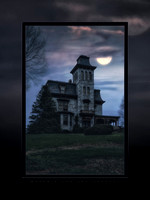 un-0021 Haunted House